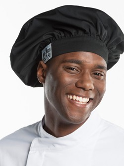 Chef Hat Nero