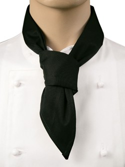 Halsdoek Black