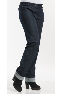 Lady Skinny Denim Koksbroek